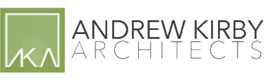 Andrew Kirkby architects logo mayday saxonvale