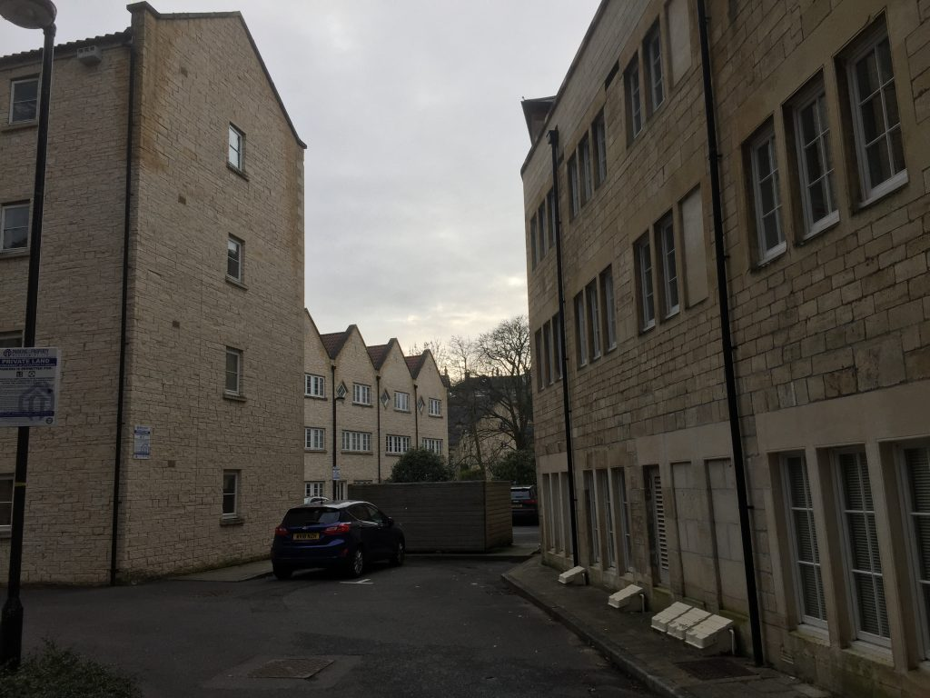 Acorns similar development in Bradford on Avon