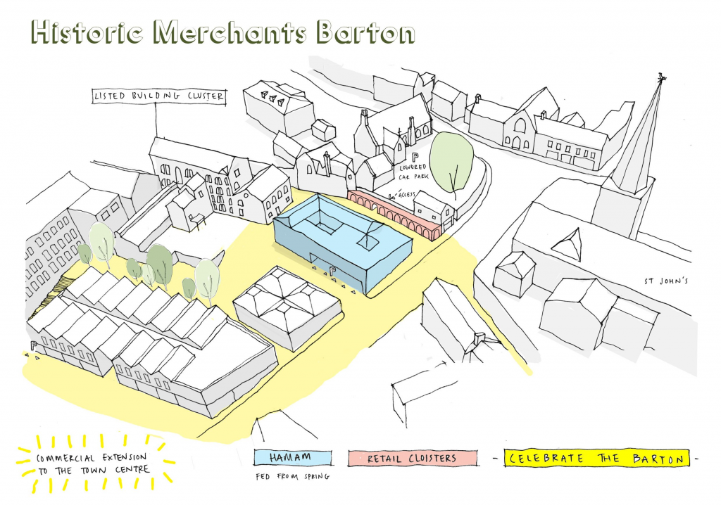 HIstoric Merchants Barton Frome
